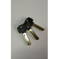 2 (TWO) Angal 006 /Multi-lock 008 Junior High Security keys blanks cut to order